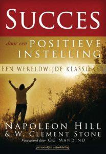 succes door positieve instelling