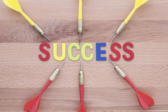 Succes letters